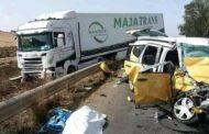حادت سير خطيرة بإقليم القنيطرة