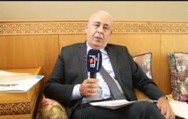 حوار خاص مع السيد حمو بن سعدون المدير العالم للمياه.  حول جائزة الحسن التاني للماء