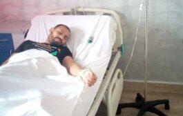 طاقم قناة أية بريس يتمنى الشفاء العاجل ل محمد الريفي