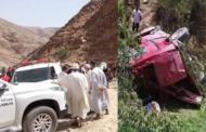 مصرع قاصرين و 21 جريح في حادثة سير بإقليم شيشاوة