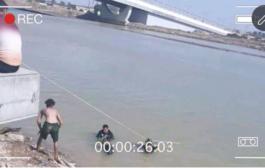 الحقيقة الكاملة لغرق شاب بضاية بالحاجب بسبب مزاحته من طرف أصدقائه أتناء السباحة