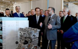 المغرب يدخل نادي منتجي قطع غيار السيارات الكهربائية ويطلق أكبر مصنع في أفريقيا لإنتاج الرقائق الإلكترونية.. 90 في المائة من صادرات القطاع موجهة نحو أوروبا