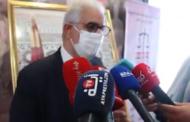 نزار بركة حزبنا عتيد و سنعمل على اصلاح ما تم  لم يصلح بعد