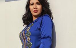 الفنانة المغربية اسماء المنور في إطلالة ساحرة وجدابة بالزي التقليدي