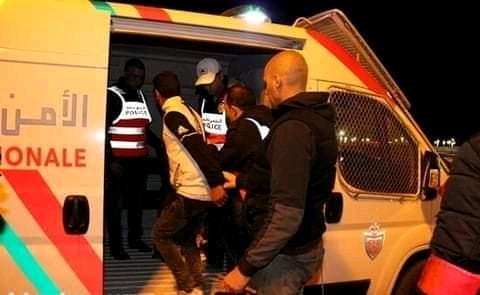 آزرو... اعتقال أربعة أشخاص بتهمة تزوير وترويج أوراق نقدية بسوق للماشية بإقليم آزرو.