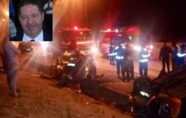 وفاة ياسين الداودي رئيس جماعة كيسر نواحي سطات  في حادثة سير خطيرة