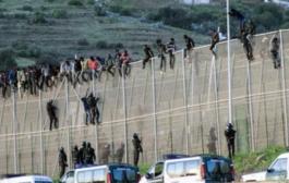 السلطات المغربية تحبط محاولة هجرة الأفارقة نحو سبتة المحتلة