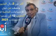 اكتر من 2ديال المليون ونصف من دوي الإحتياجات الخاصة في  المغرب  12 الي نجحو في الإنتخابات 2021
