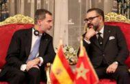 الملك محمد السادس يبعث برقية تهنئة للعاهل الإسباني بمناسبة العيد الوطني لبلاده.